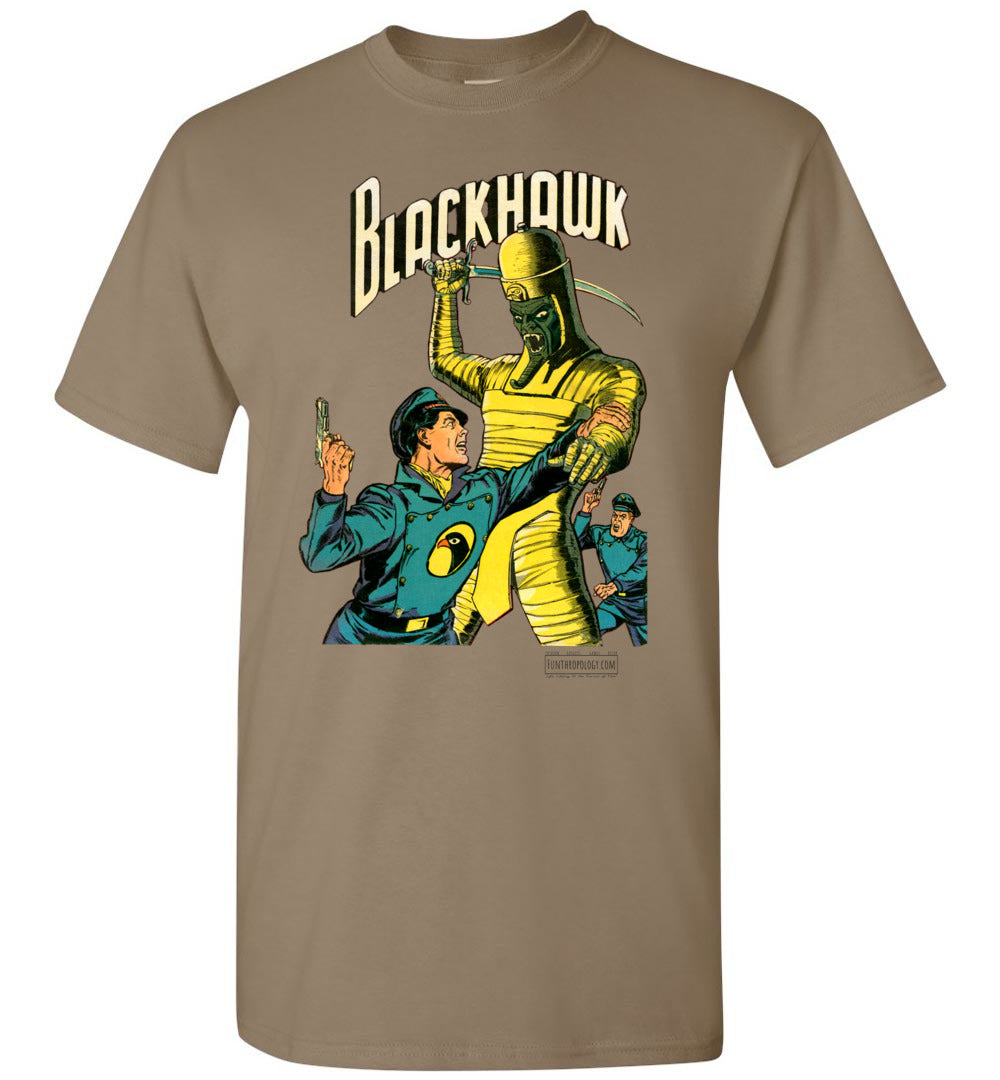 Blackhawk No.53 T-Shirt (Unisex, Light Colors)