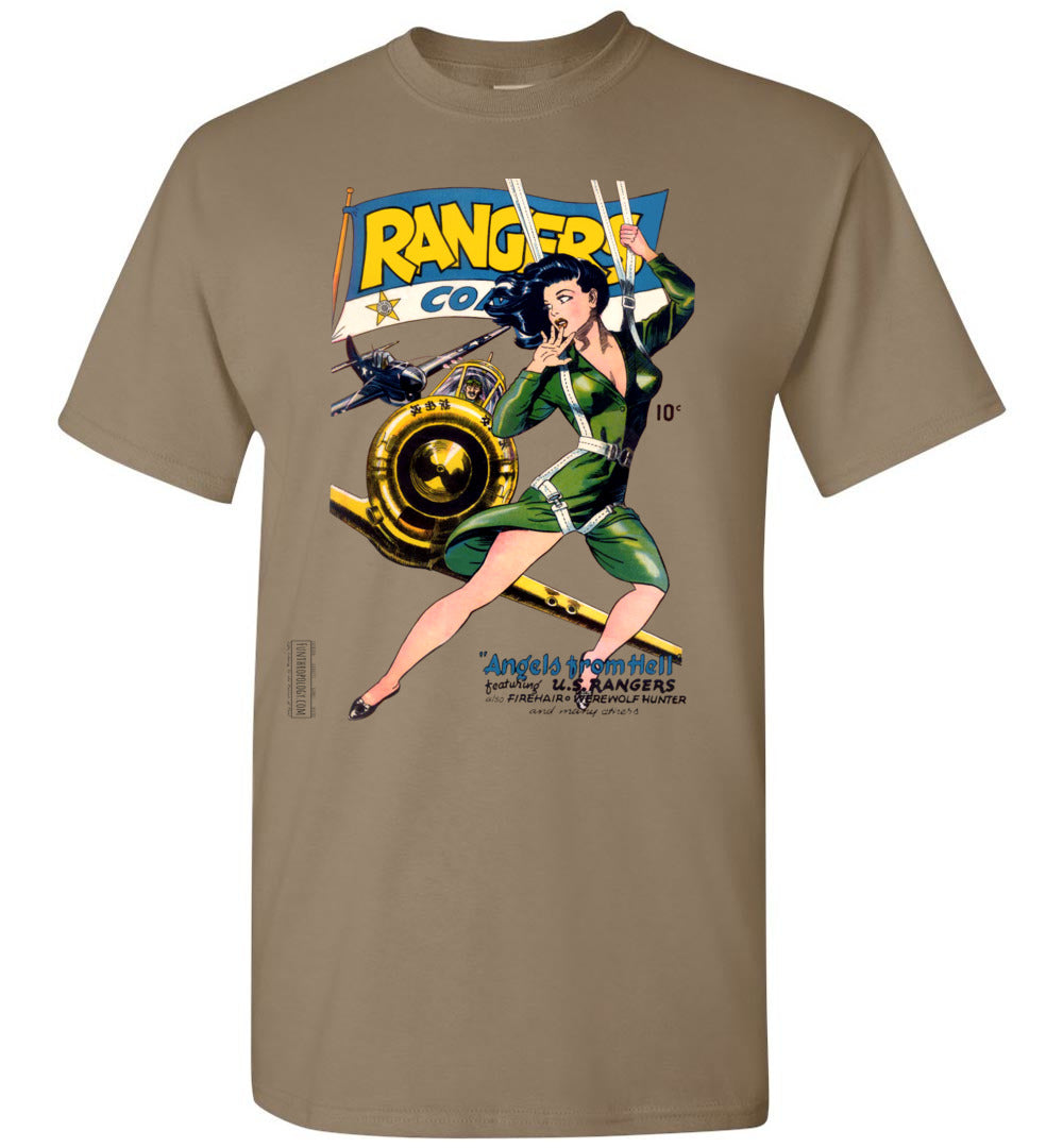Rangers Comics No.26 T-Shirt (Unisex, Light Colors)