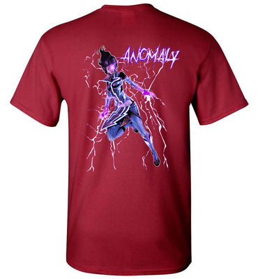 Capes & Chaos Anomaly T-Shirt (Unisex)