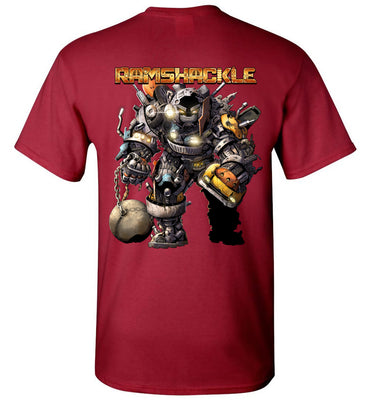 Capes & Chaos Ramshackle T-Shirt (Youth)