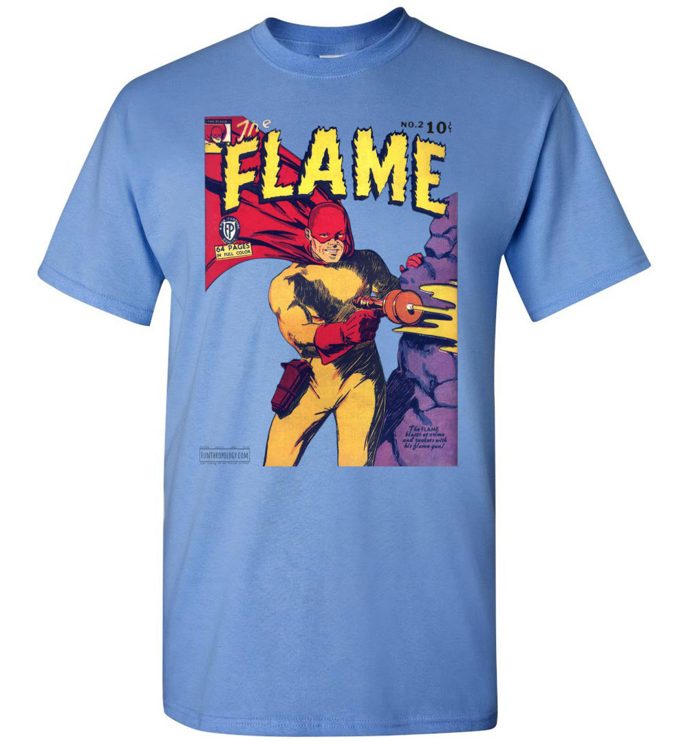 The Flame No.2 T-Shirt (Unisex, Light Colors)