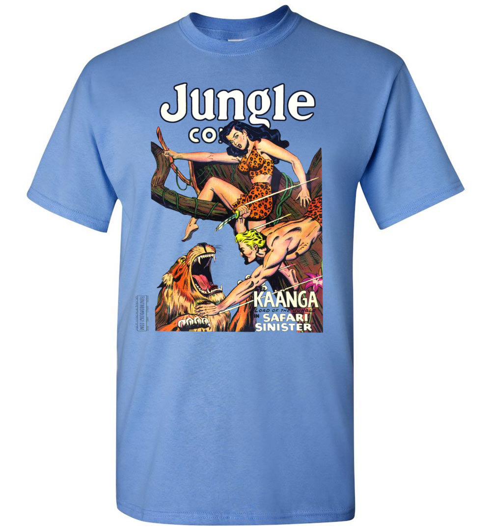 Jungle Comics No.126 T-Shirt (Unisex, Light Colors)