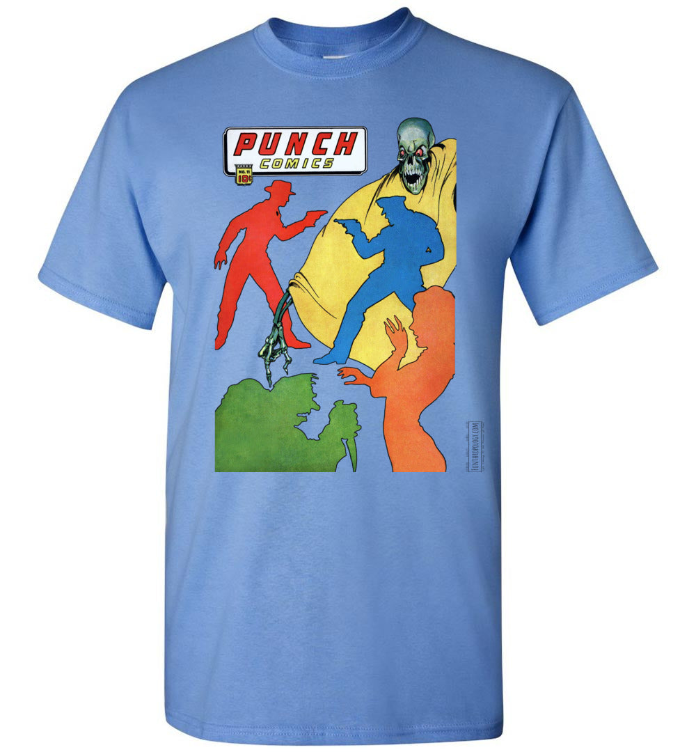 Punch Comics No.11 T-Shirt (Unisex, Light Colors)