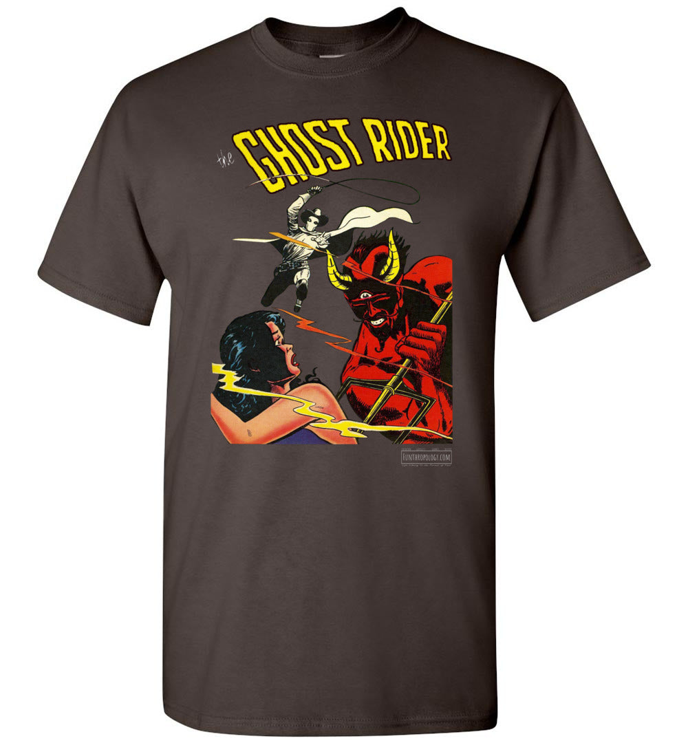 The Ghost Rider No.12 T-Shirt (Unisex Plus, Dark Colors)