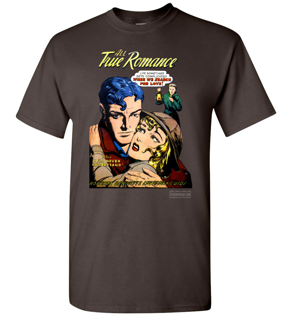 All True Romance No.1.4 T-Shirt (Unisex, Dark Colors)