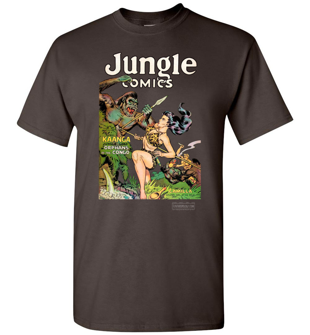 Jungle Comics No.146 T-Shirt (Unisex, Dark Colors)
