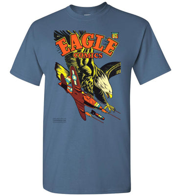 Eagle Comics No.1 T-Shirt (Unisex, Light Colors)