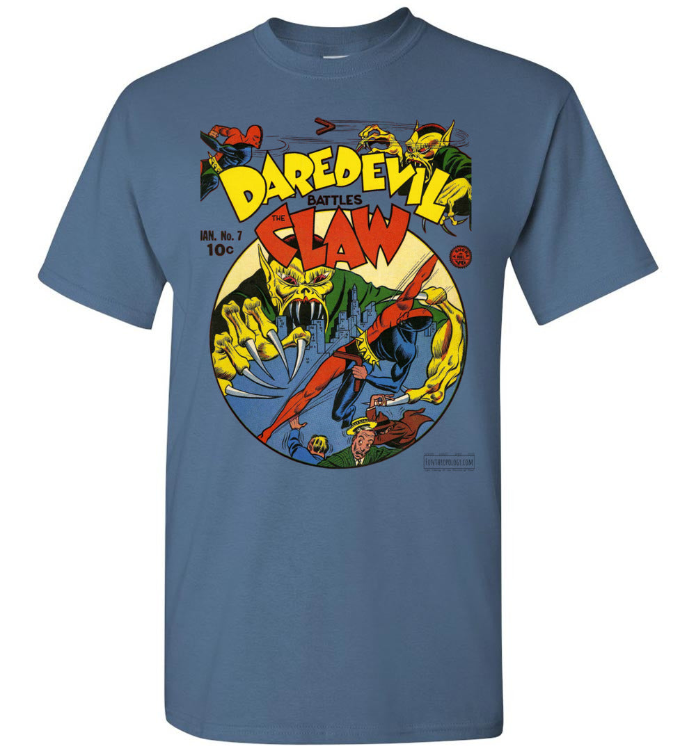 Silver Streak Comics No.7 T-Shirt (Unisex, Light Colors)