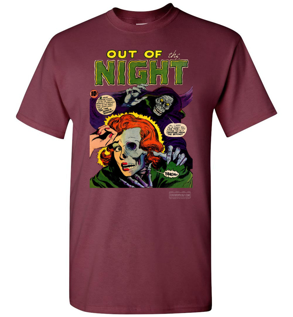 Out Of The Night No.6 T-Shirt (Unisex, Dark Colors)
