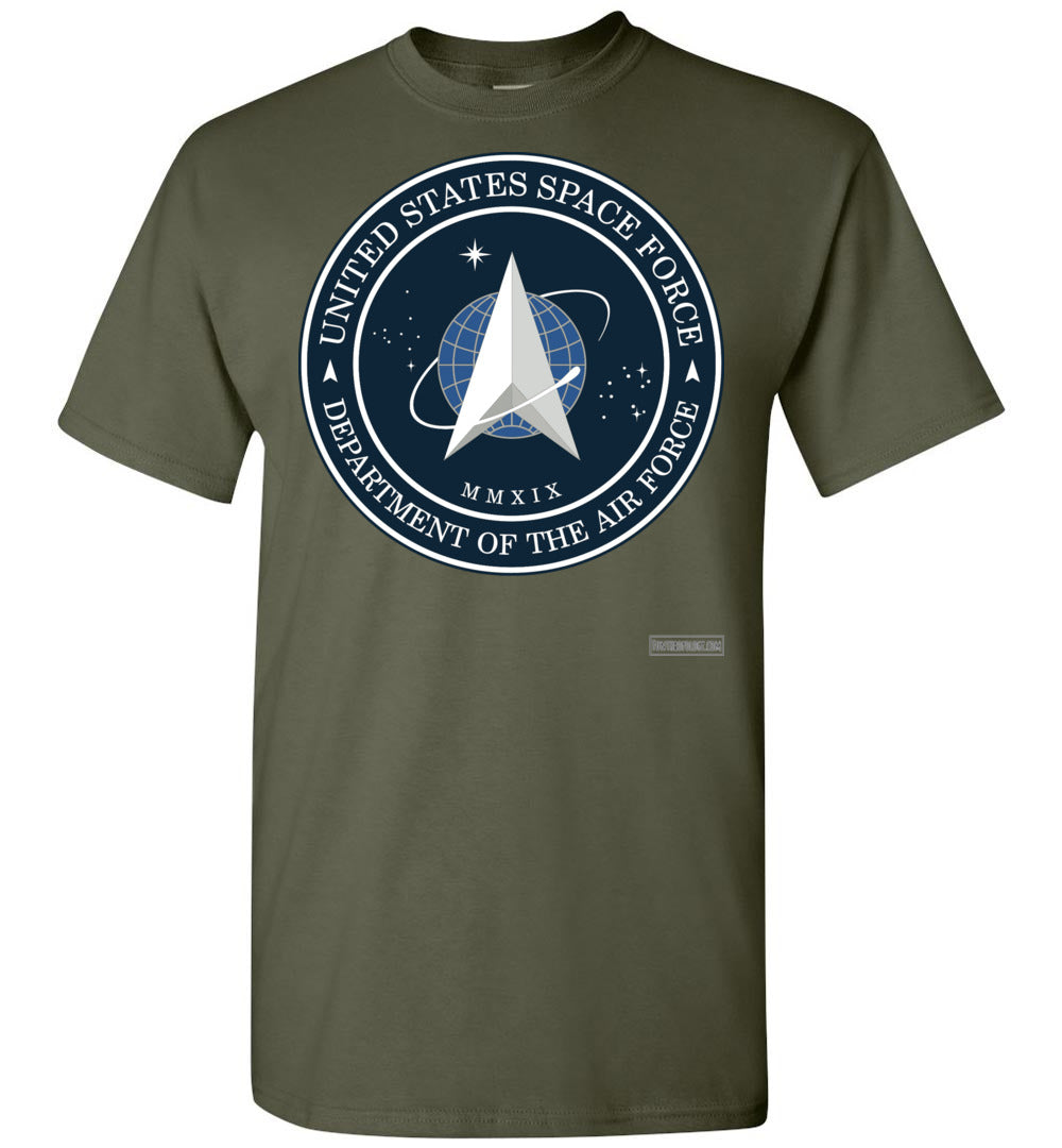 Space Force - Official Insignia T-Shirt (Youth)
