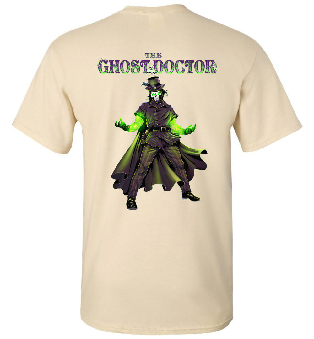 Capes & Chaos The Ghost Doctor T-Shirt (Youth)