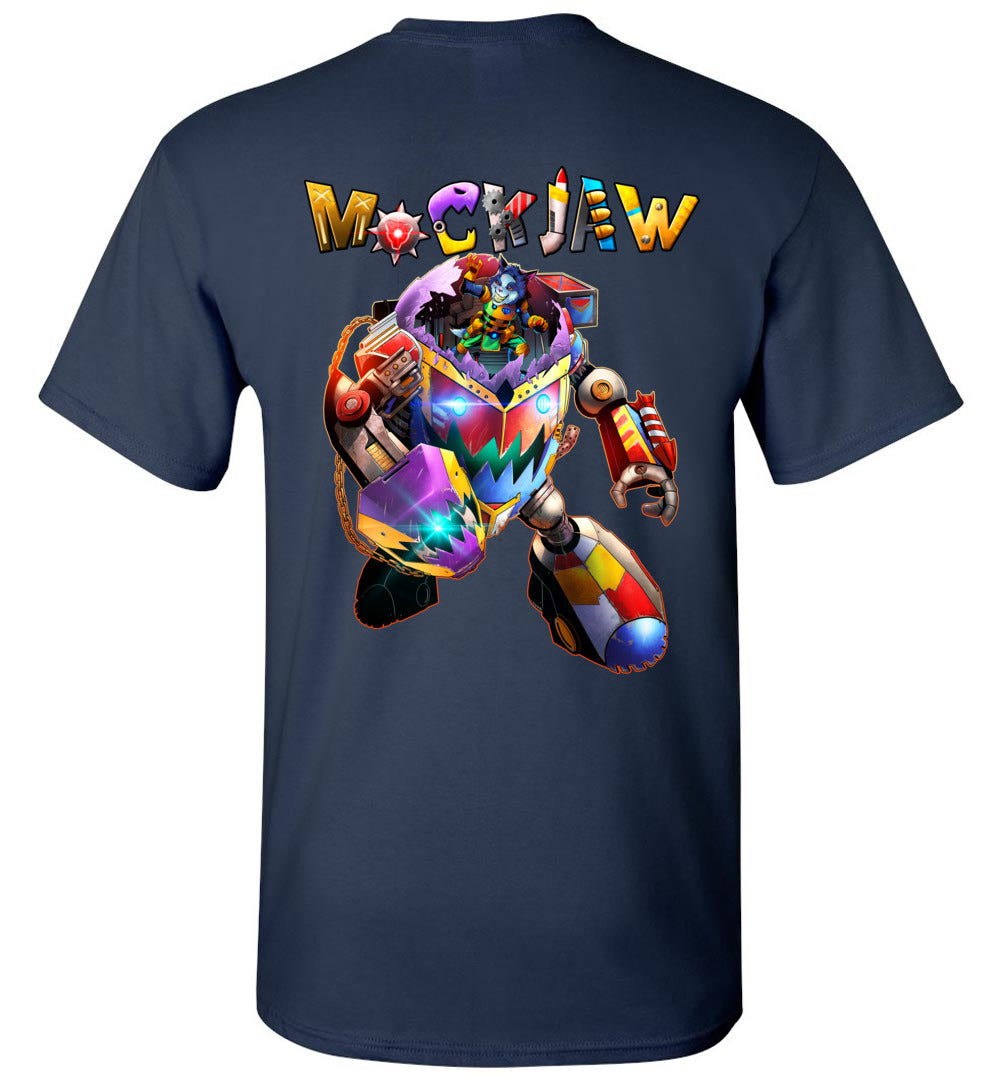 Capes & Chaos Mockjaw T-Shirt (Youth)
