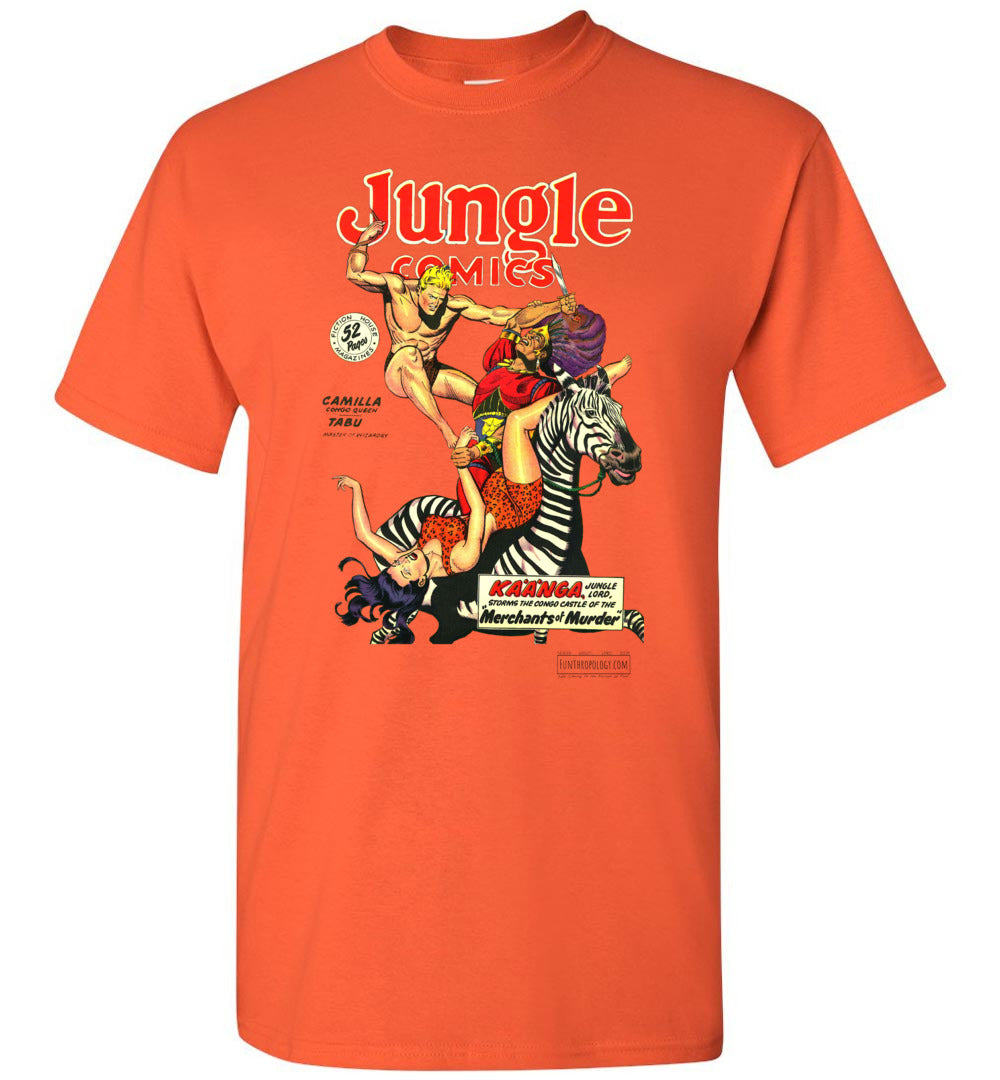Jungle Comics No.108 T-Shirt (Unisex, Light Colors)