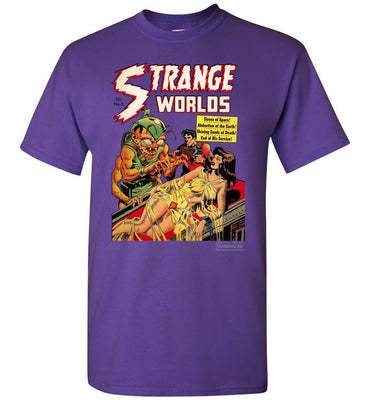 Strange Worlds No.5 T-Shirt (Unisex, Dark Colors)