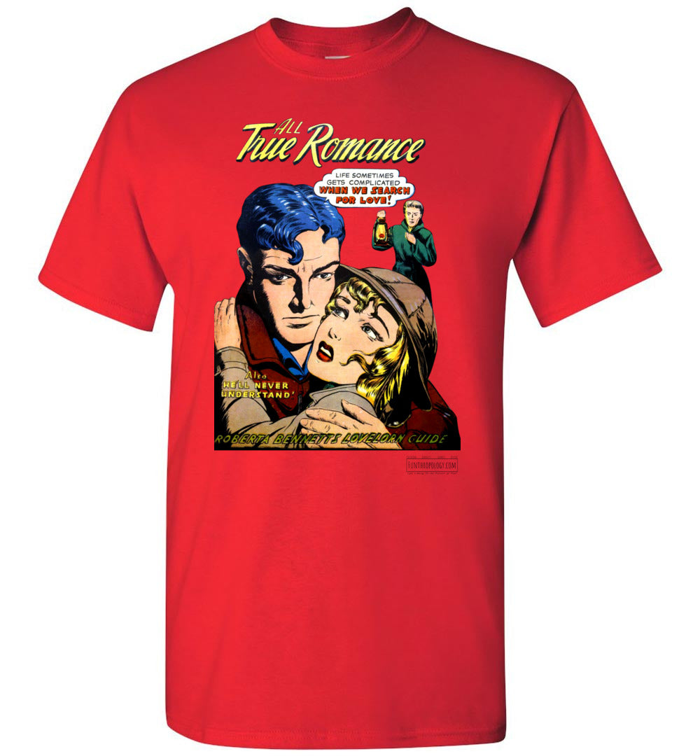 All True Romance No.1.4 T-Shirt (Youth, Light Colors)