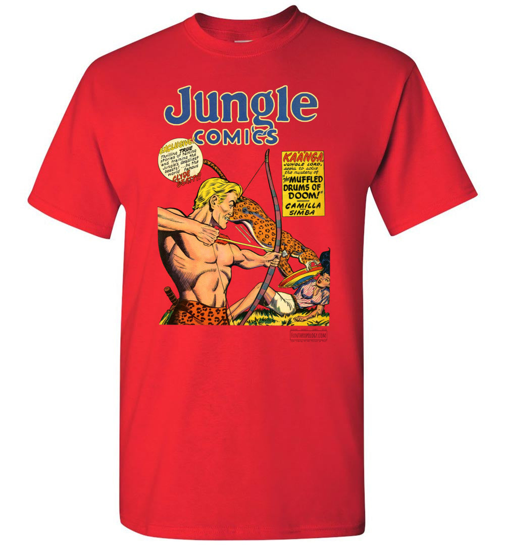 Jungle Comics No.118 T-Shirt (Unisex, Light Colors)
