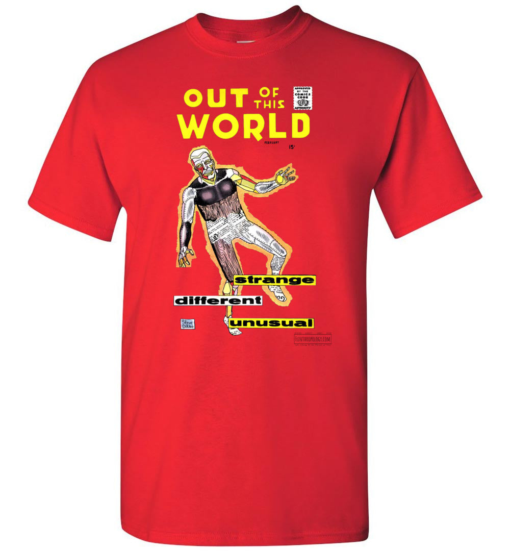 Out Of This World No.7 T-Shirt (Unisex, Light Colors)