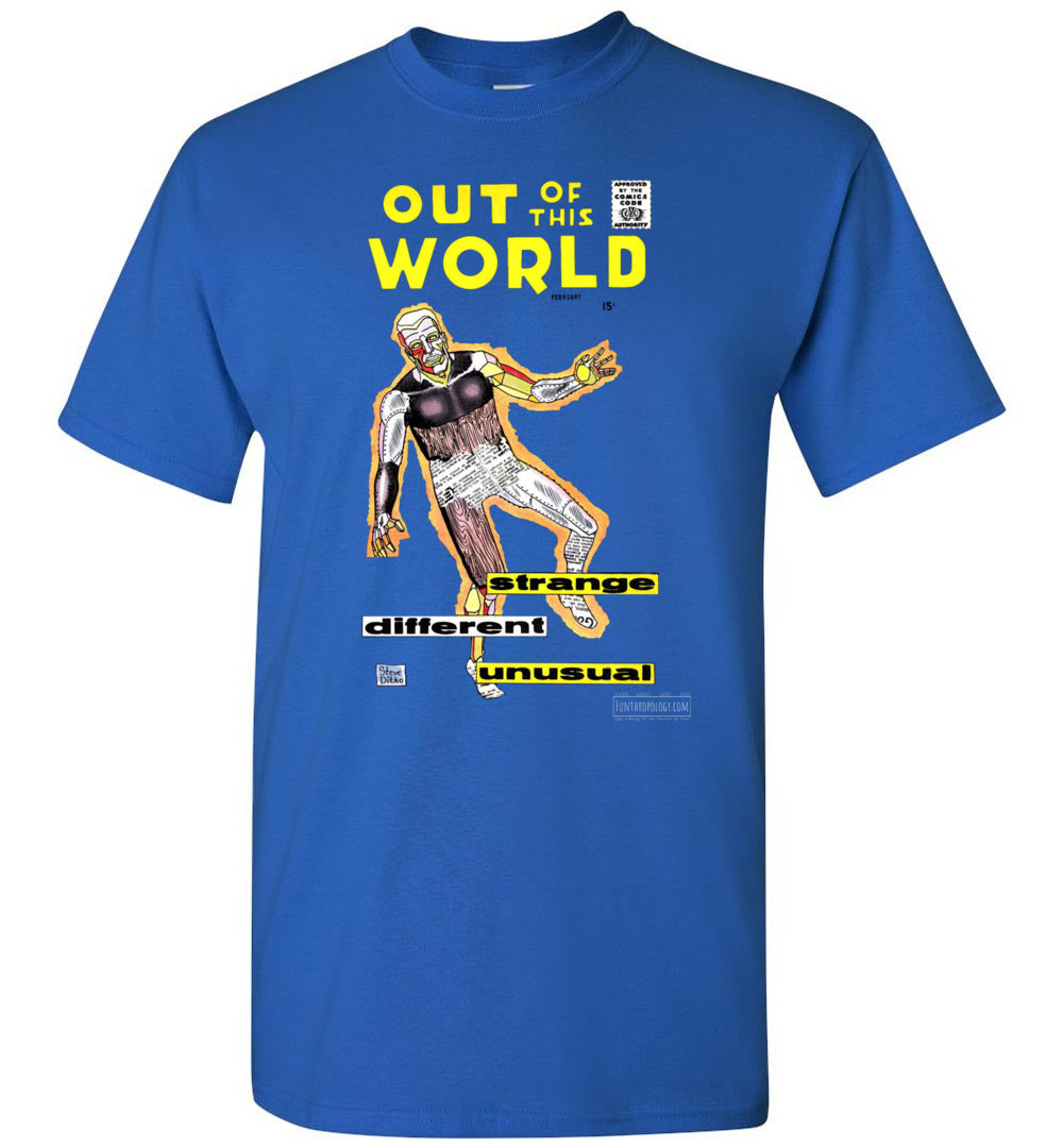 Out Of This World No.7 T-Shirt (Unisex, Dark Colors)