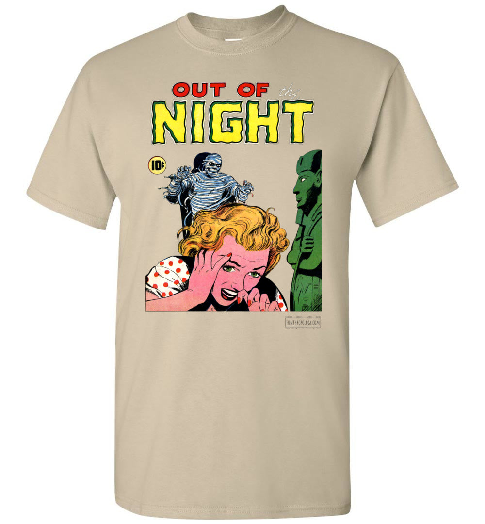 Out Of The Night No.2 T-Shirt (Youth, Light Colors)