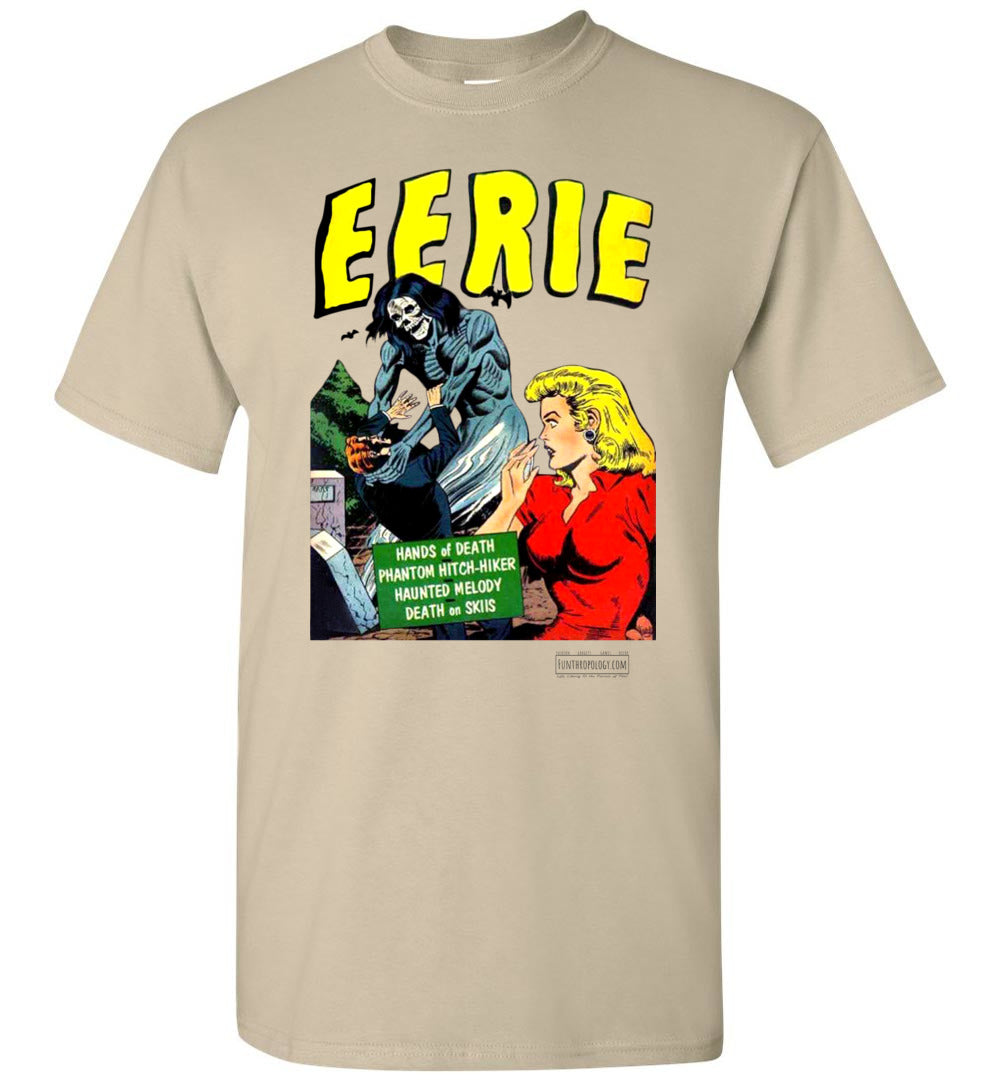 Eerie Comics No.9 T-Shirt (Unisex, Light Colors)