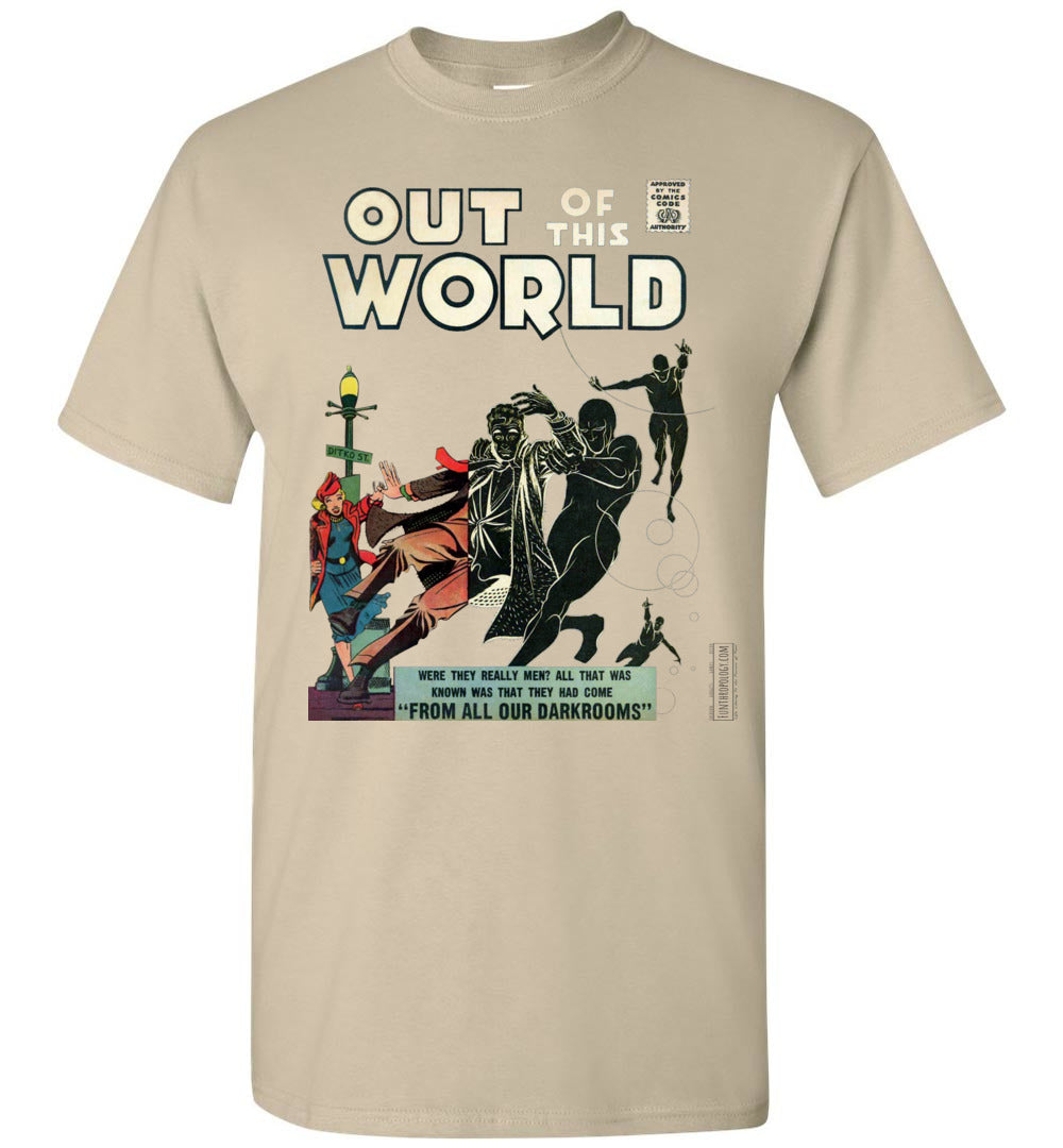 Out Of This World No.4 T-Shirt (Youth, Light Colors)