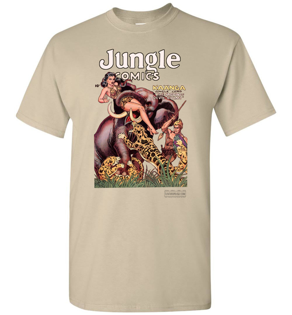 Jungle Comics No.143 T-Shirt (Unisex, Light Colors)