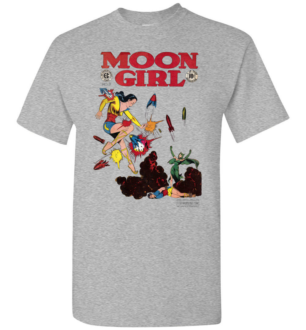 Moon Girl No.3 T-Shirt (Youth, Light Colors)
