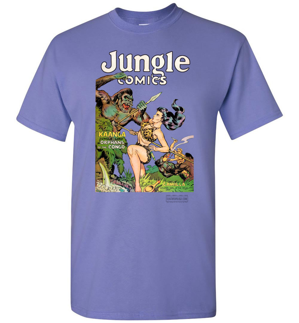 Jungle Comics No.146 T-Shirt (Unisex, Light Colors)