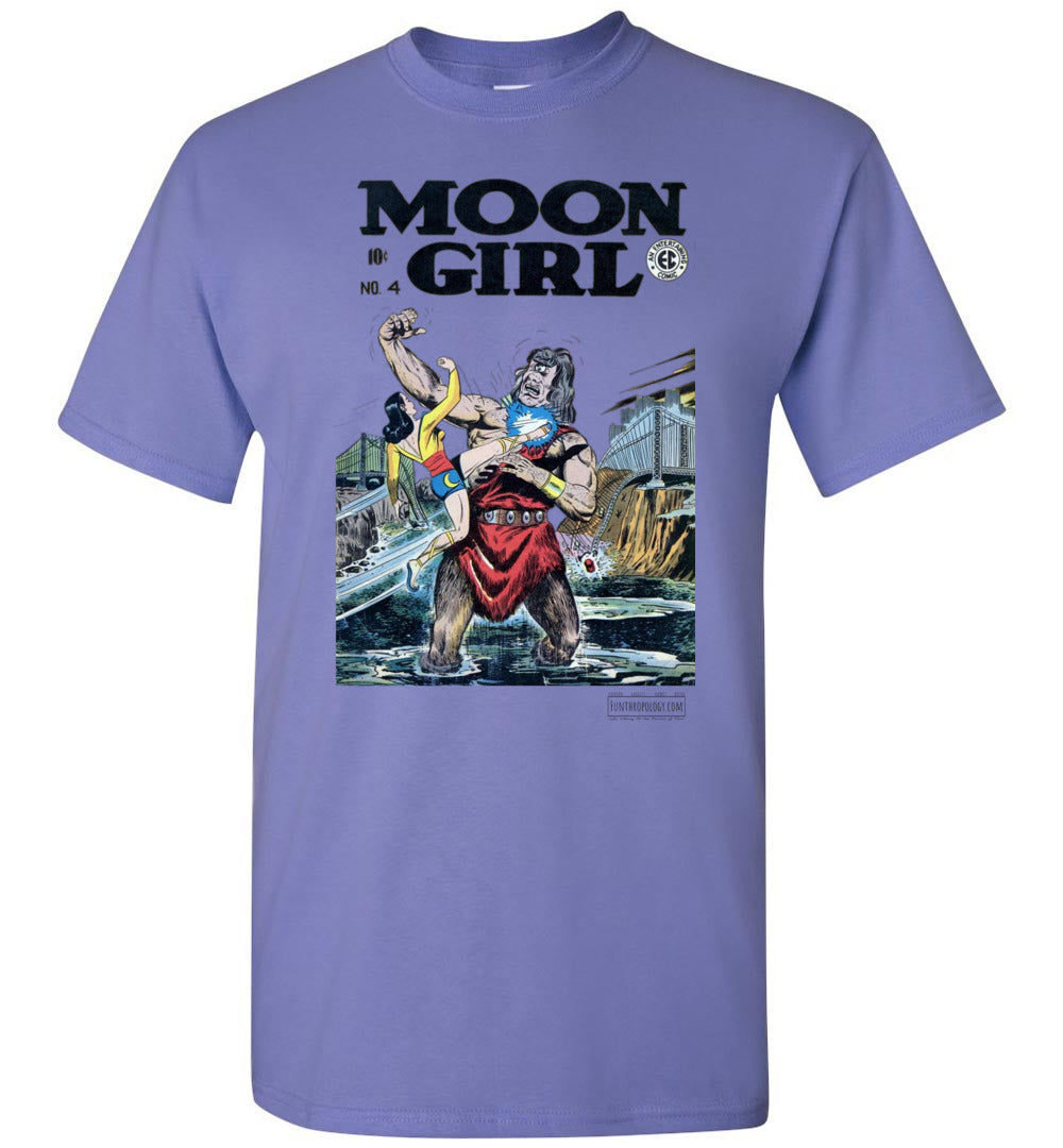 Moon Girl No.4 T-Shirt (Youth, Light Colors)