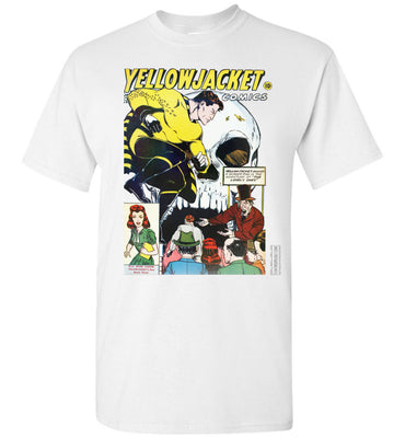 Yellowjacket No.7 T-Shirt (Youth, Light Colors)