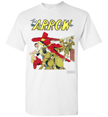 The Arrow No.3 T-Shirt (Unisex Plus, Light Colors)