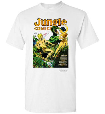 Jungle Comics No.37 T-Shirt (Unisex, Light Colors)
