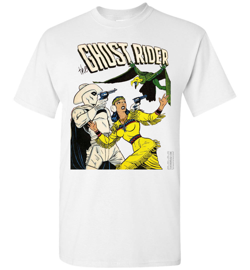 The Ghost Rider No.9 T-Shirt (Unisex Plus, Light Colors)