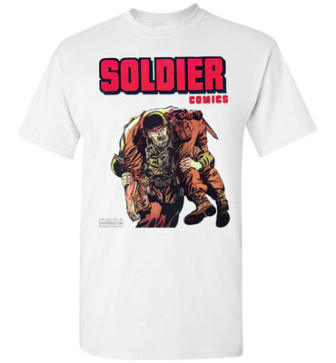 Soldier Comics No.10 T-Shirt (Youth, Light Colors)