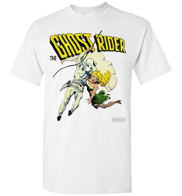 The Ghost Rider No.5 T-Shirt (Unisex, Light Colors)