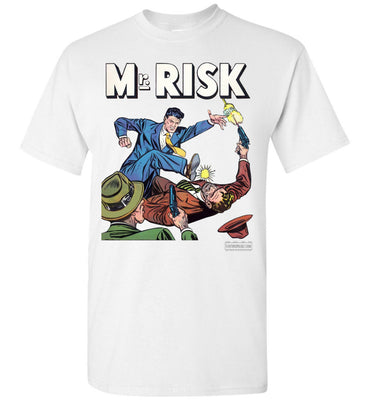 Mr. Risk No.2 T-Shirt (Youth, Light Colors)