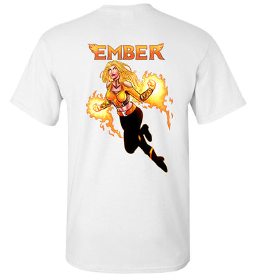 Capes & Chaos Ember T-Shirt (Youth)