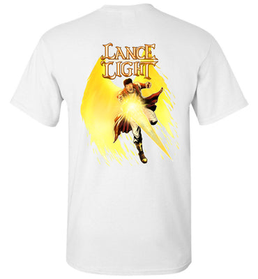 Capes & Chaos Lance Light T-Shirt (Unisex)
