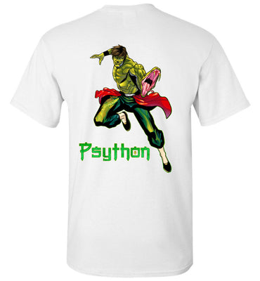 Capes & Chaos Psython T-Shirt (Youth)
