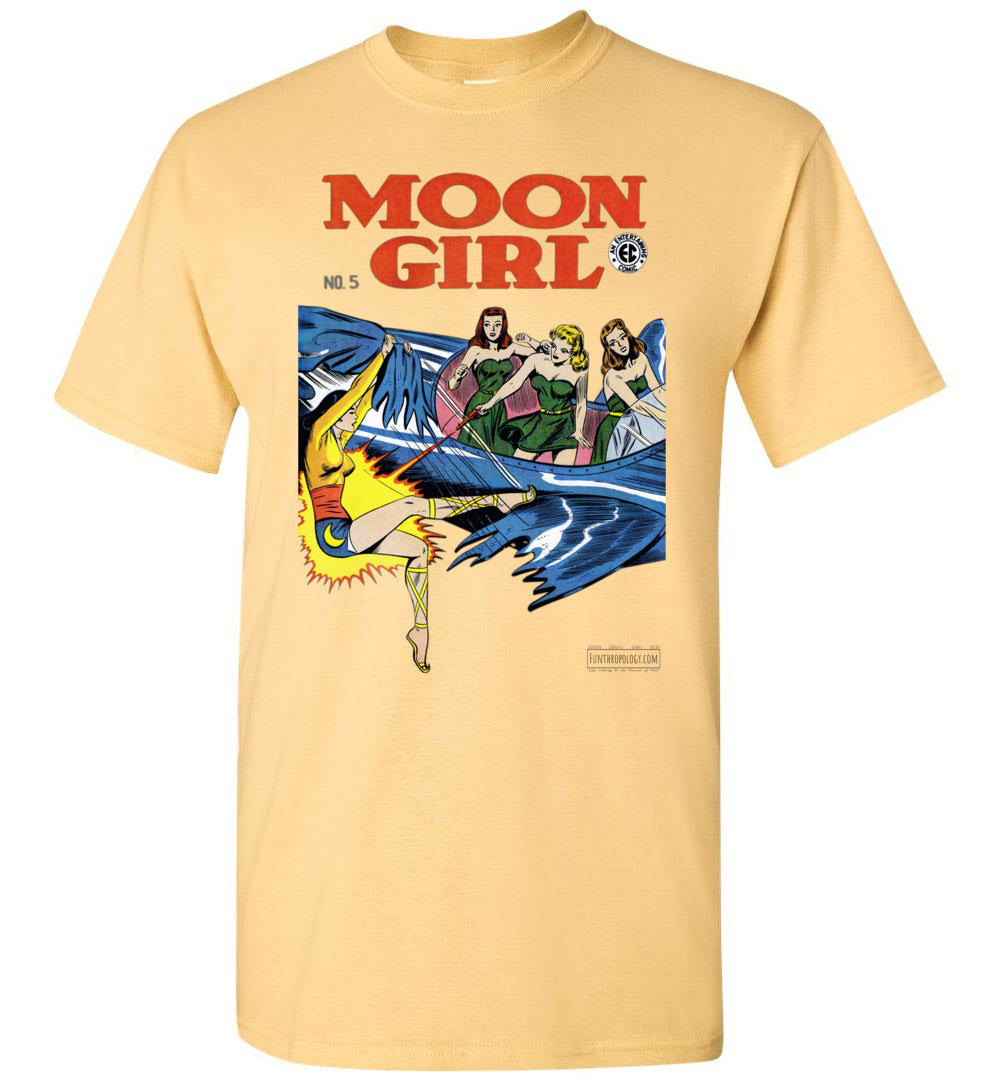 Moon Girl No.5 T-Shirt (Youth, Light Colors)