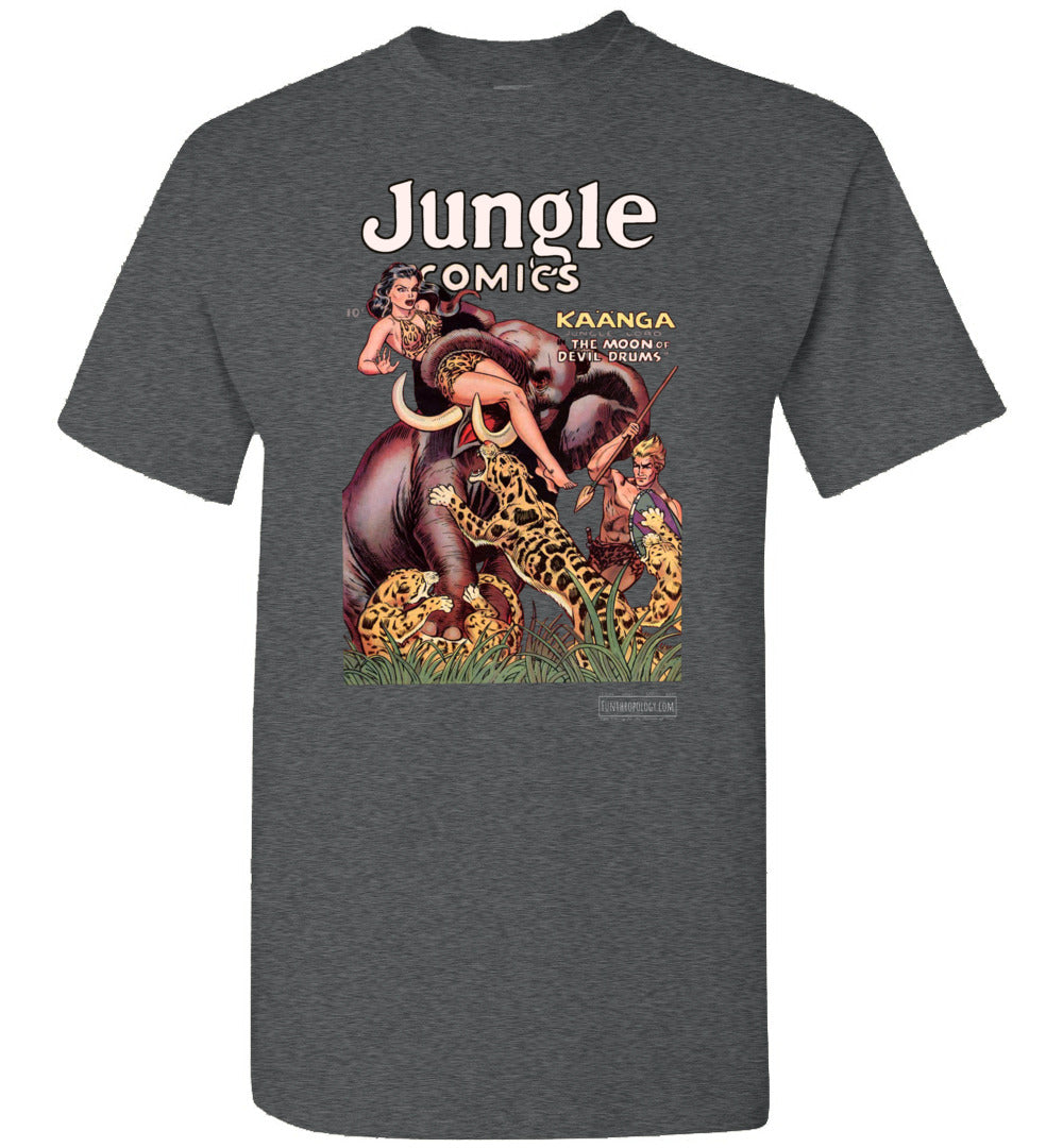Jungle Comics No.143 T-Shirt (Unisex, Dark Colors)