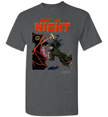 Out Of The Night No.4 T-Shirt (Unisex, Dark Colors)