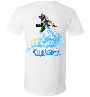 Capes & Chaos Chillstep V-Neck (Unisex)