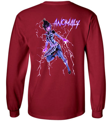 Capes & Chaos Anomaly Long Sleeve (Unisex)