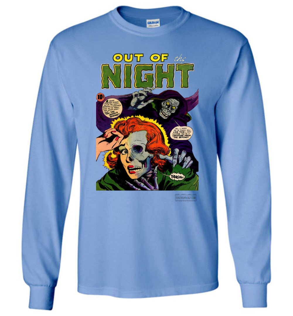 Out Of The Night No.6 Long Sleeve (Unisex, Light Colors)