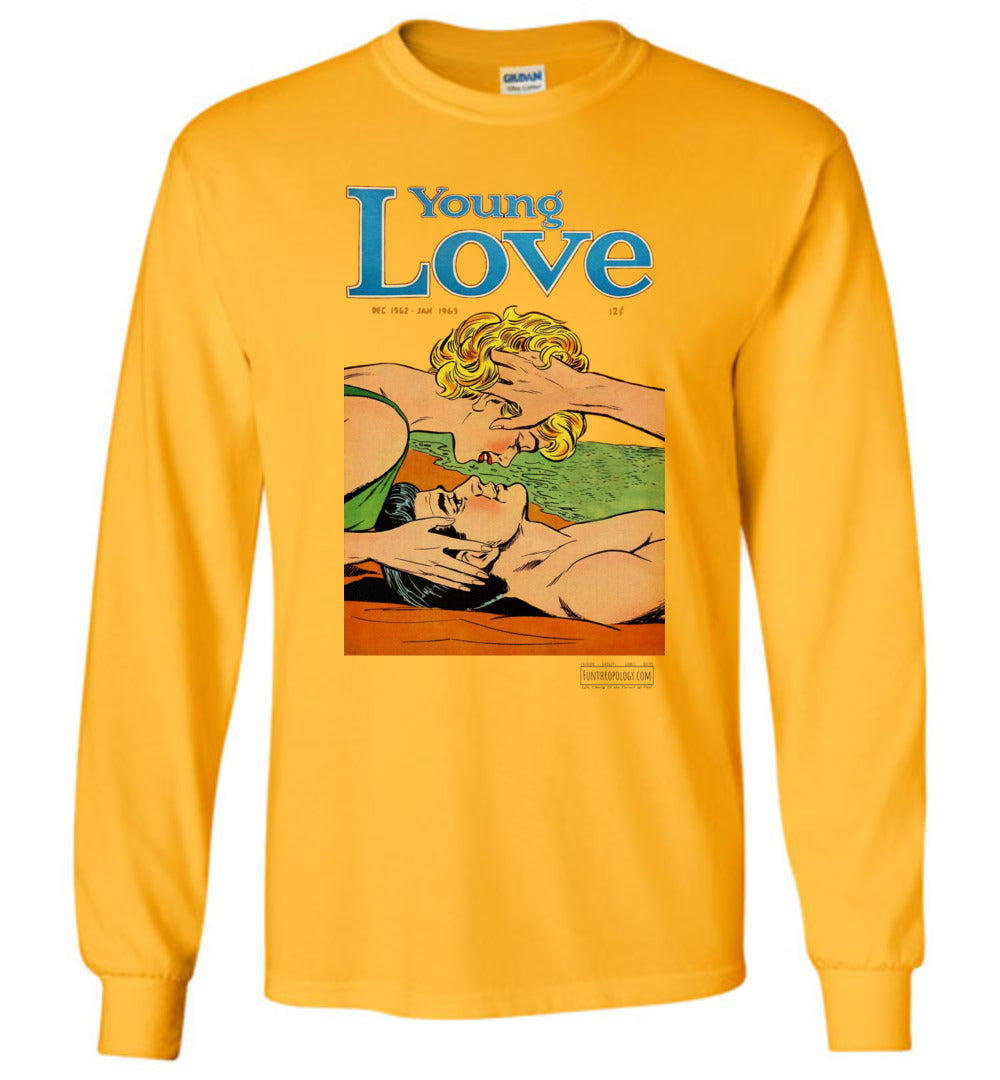 Young Love No.6.4 Long Sleeve (Unisex, Light Colors)