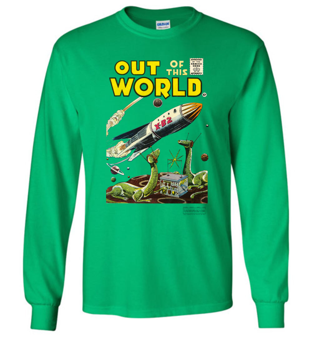Out Of This World No.1 Long Sleeve (Youth, Light Colors)