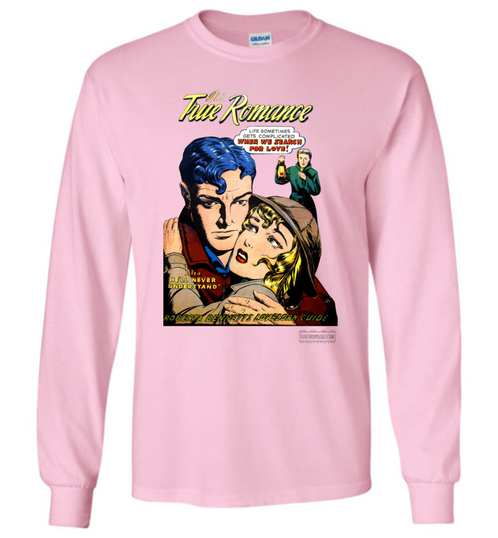 All True Romance No.1.4 Long Sleeve (Youth, Light Colors)