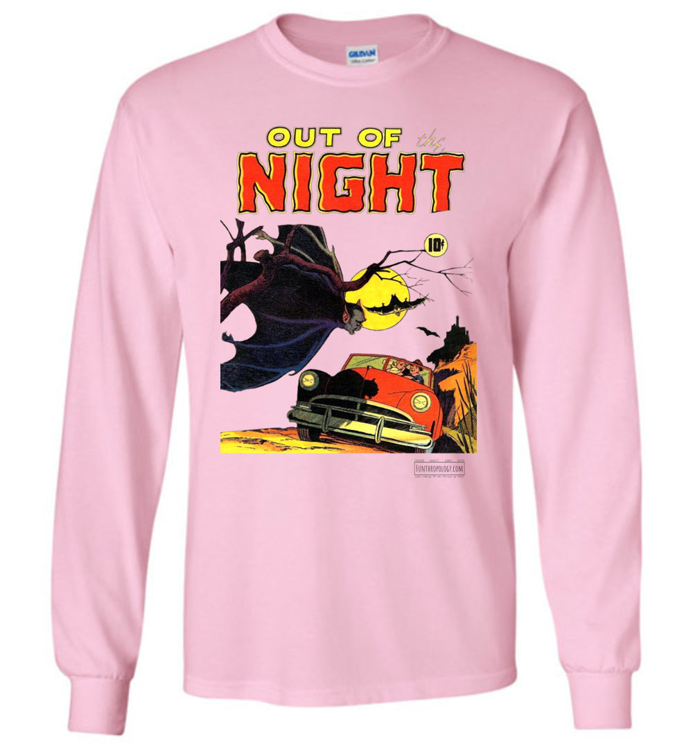 Out Of The Night No.1 Long Sleeve (Youth, Light Colors)