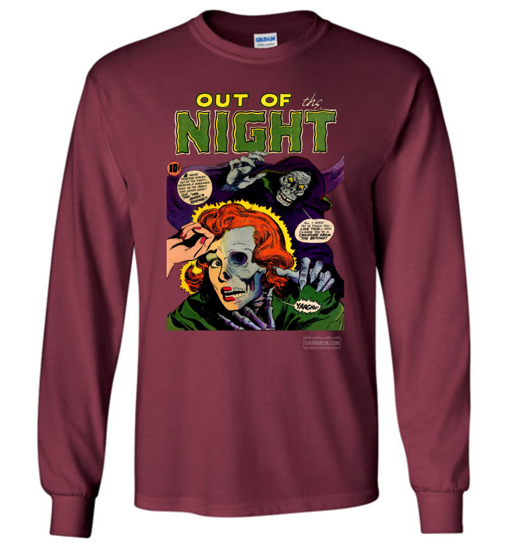Out Of The Night No.6 Long Sleeve (Youth, Dark Colors)